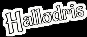 Alpenhallodris_Logo_Hallodris_leuchtend